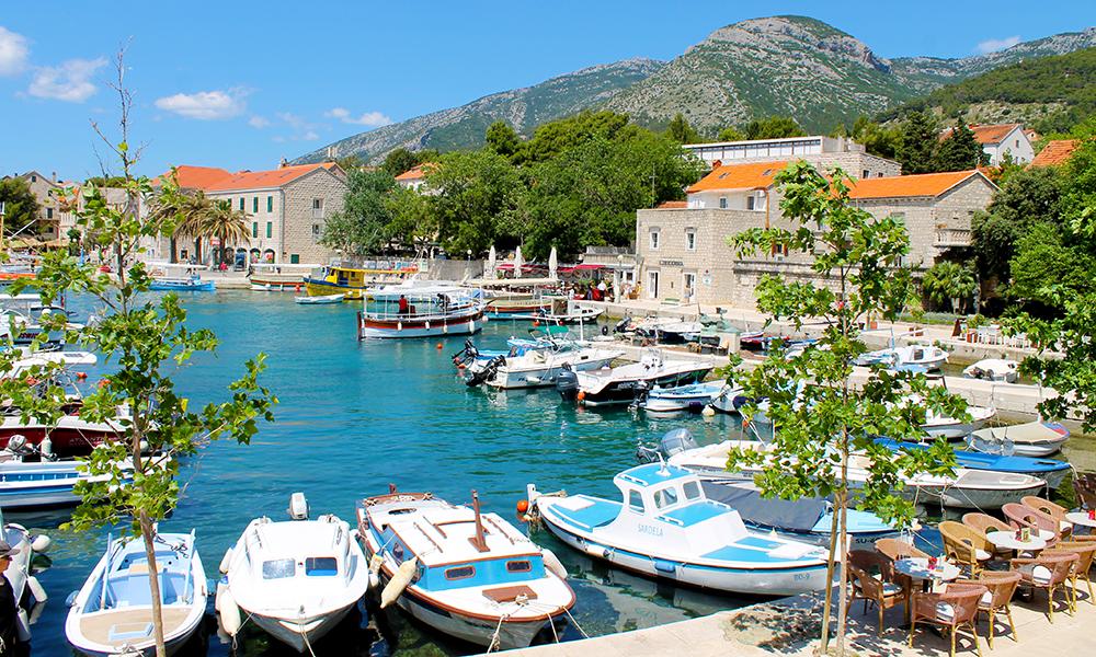 Kroatia Korona