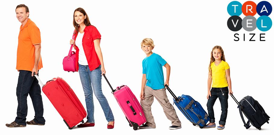 Travelsize.no netboard