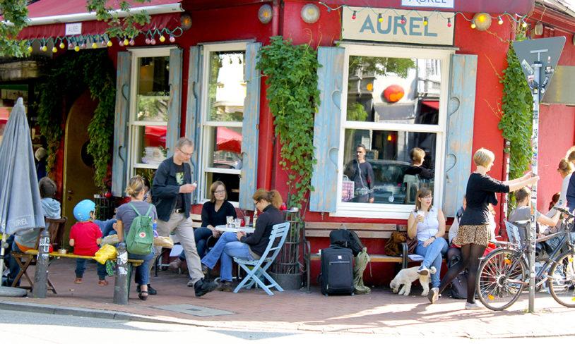 6. Hippe, historiske Hamburg