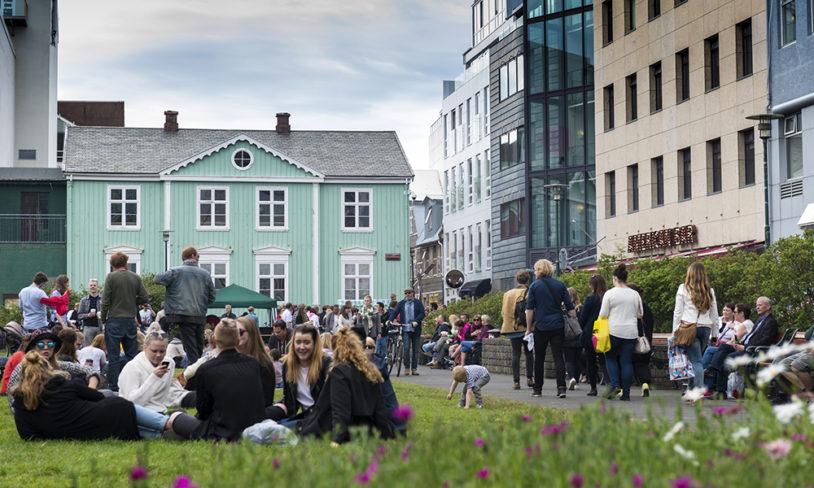 6. Reykjavik