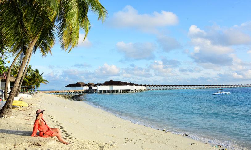 4. Maldivene