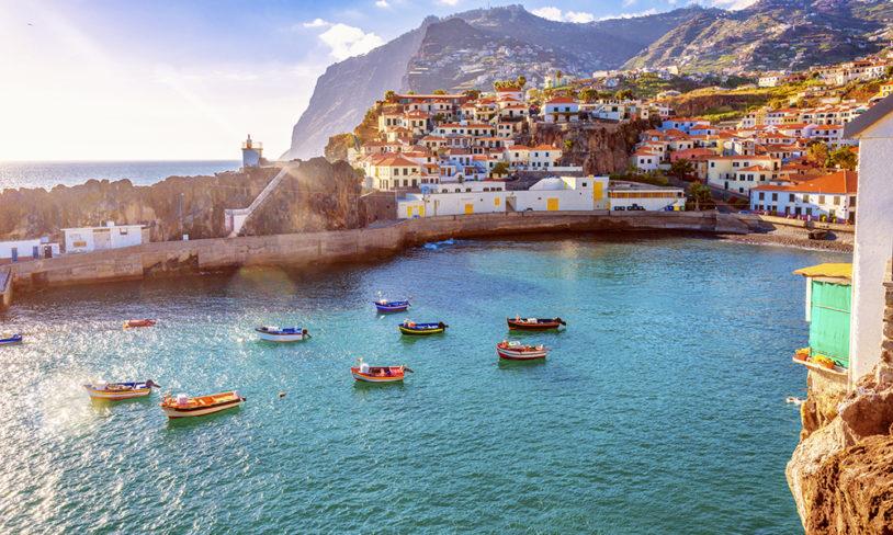 8. Madeira, Portugal