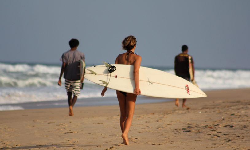 8. Surfing