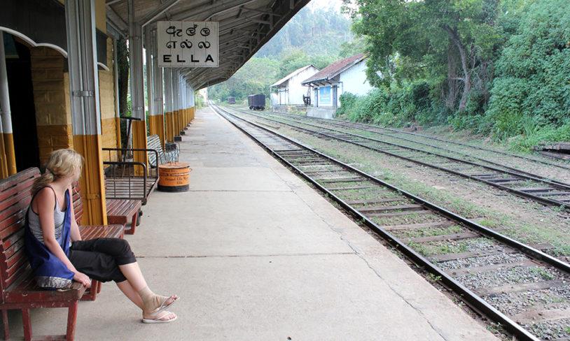 6. Ta toget