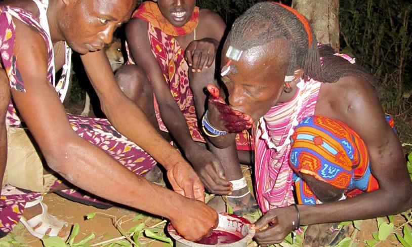 Geiteoverdose, Tanzania