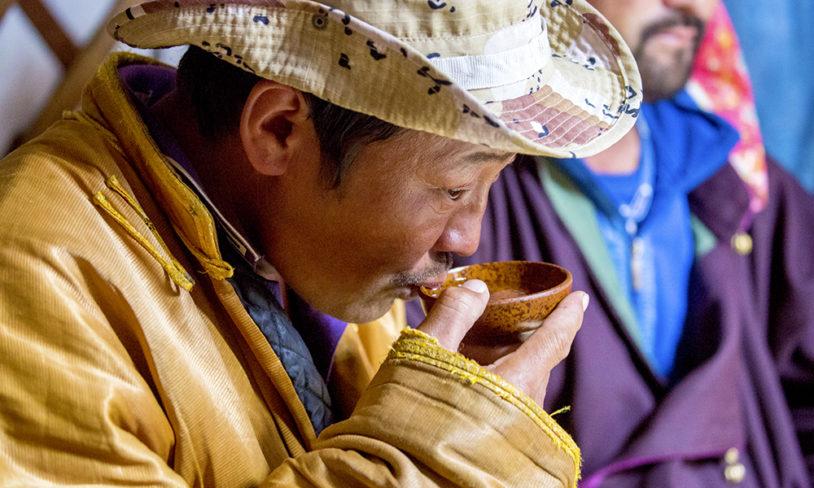 Fermentert hestemelk, Mongolia