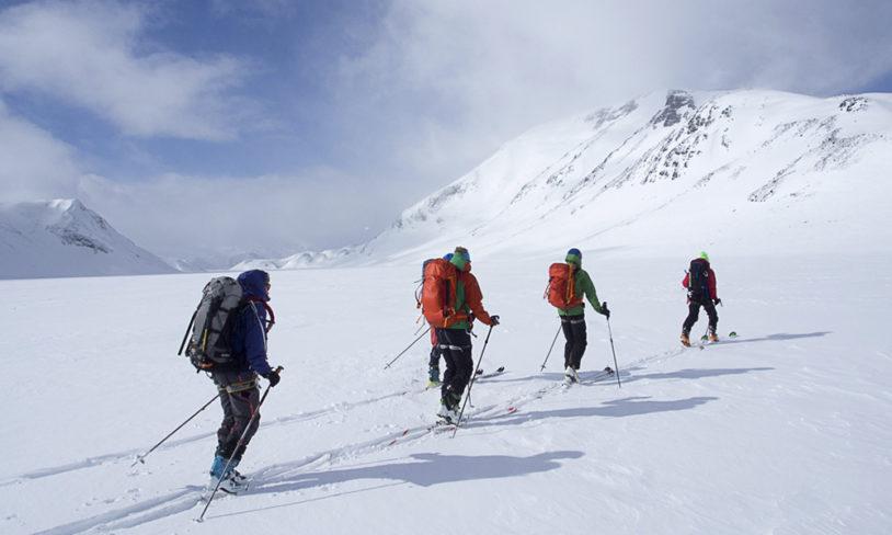7. Til topps, Jotunheimen