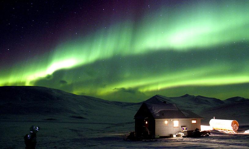 1. Eksotisk eventyr, Svalbard