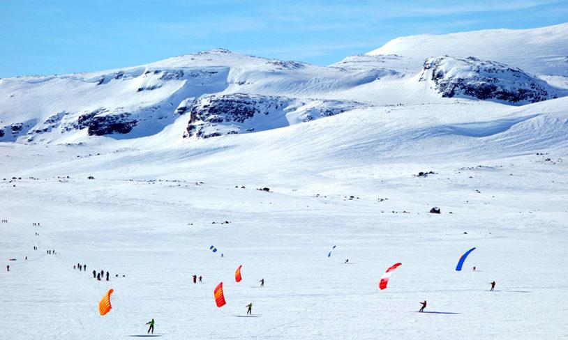 9. Ski & seil, Finse
