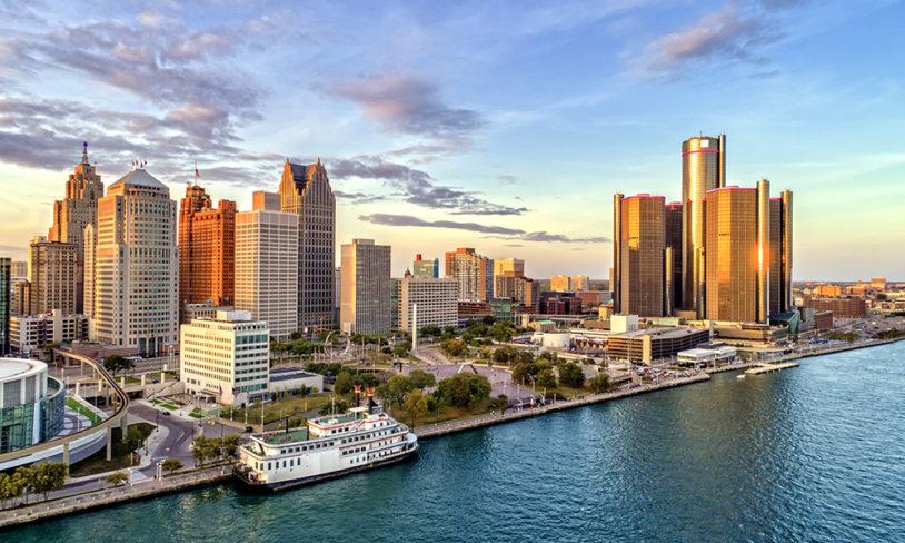 14. Detroit