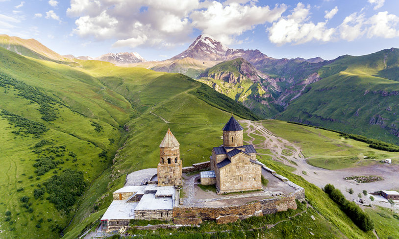 3. Kaukasus