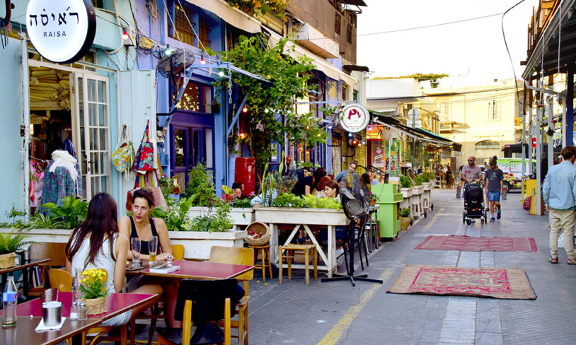 5. Tel Aviv