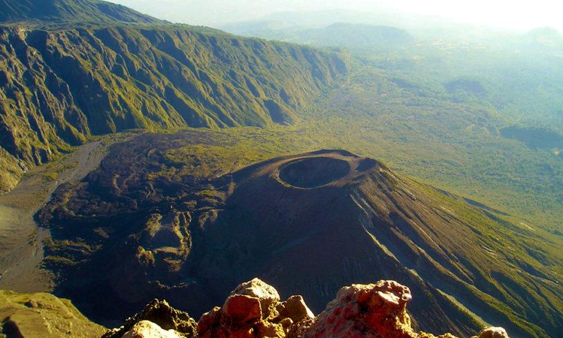 8. Mount Meru, Tanzania