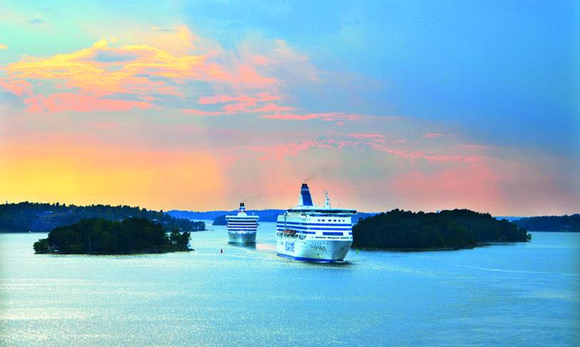 7. Vegansk cruise