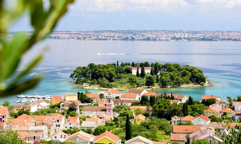 12. Sommer i Zadar