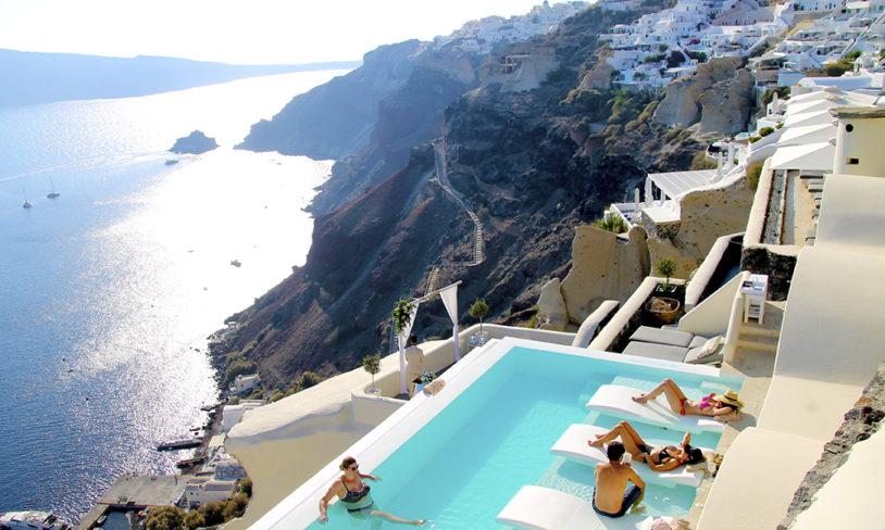 1. Santorini