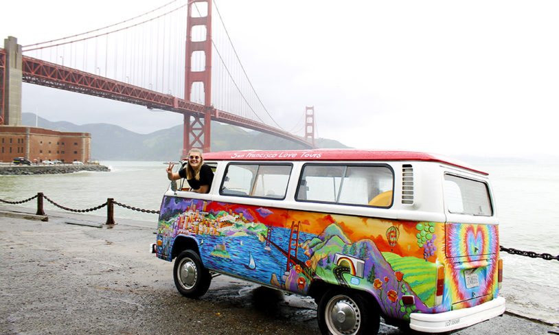 4. LA til San Francisco