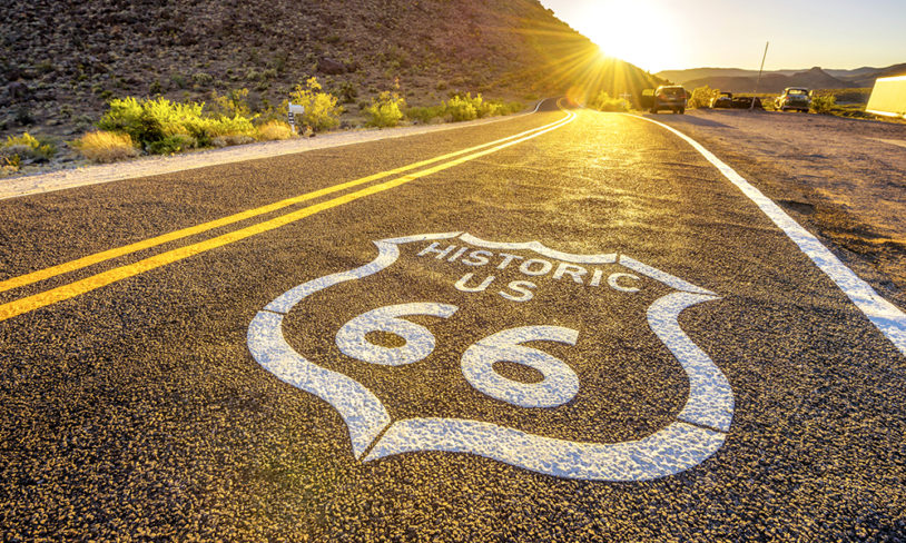 2. Route 66