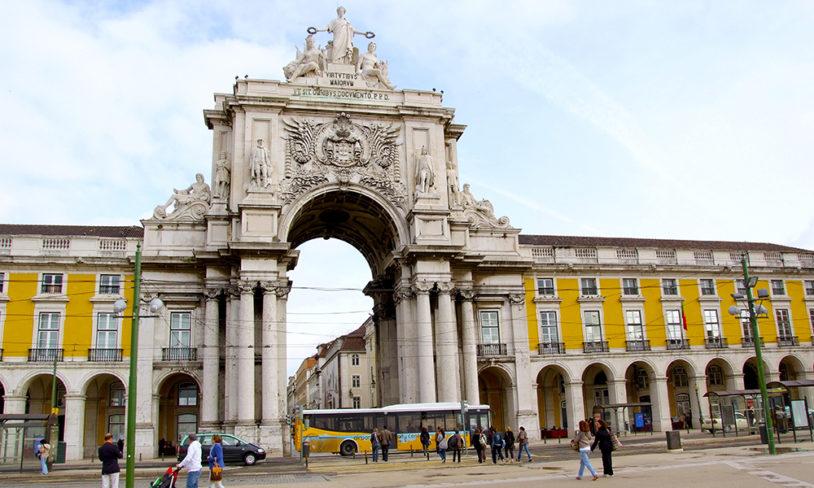 Sightseeing i Lisboa