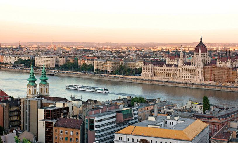 1. Storbycruise på Donau