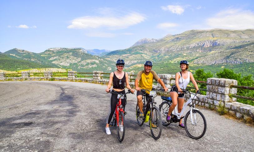 8. Sykkelcruise i Provence