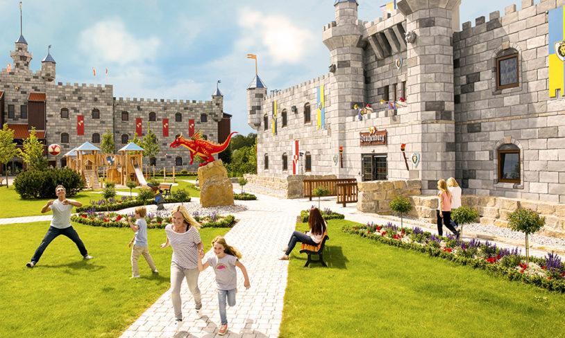 8. Helt konge i Legoland