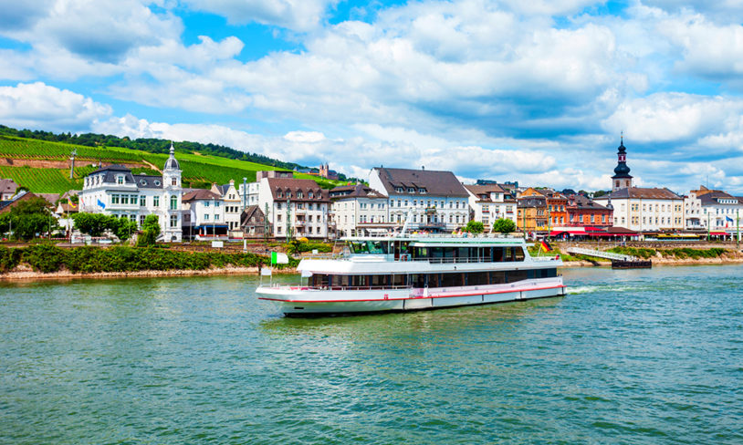 10. Romantiske Rhinen