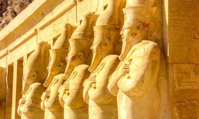9. Luksus på Nilen