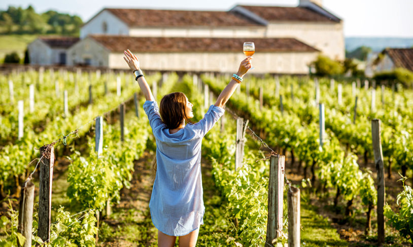 7. Luksuriøst vincruise