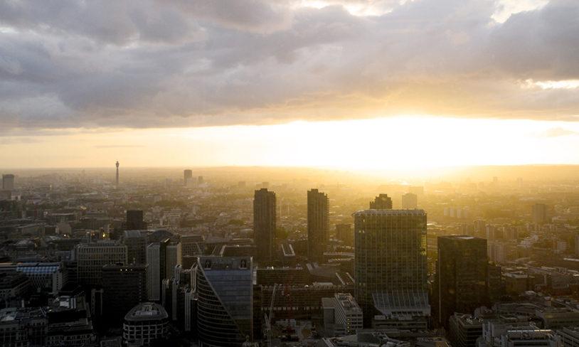 8. Toppen av London
