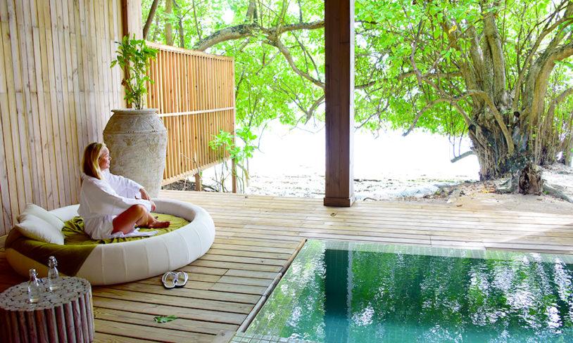 9. Maldivenes beste spa