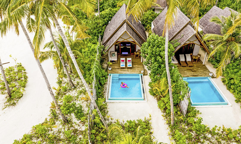 MALDIVENES 10 BESTE RESORTER