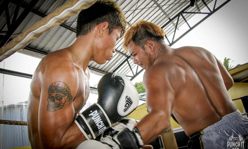 14. Thaiboksing