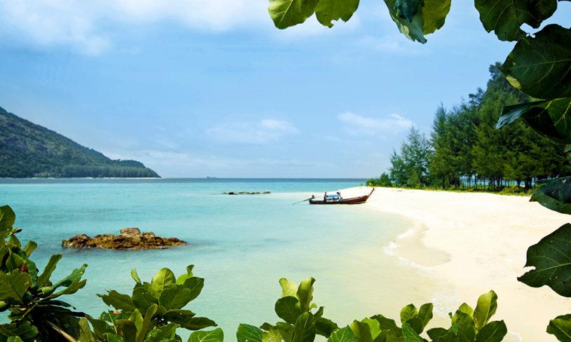 5. Thailands Maldivene