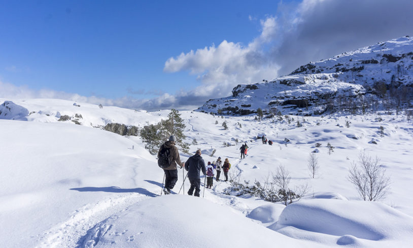 5 Fra fjord til fjell