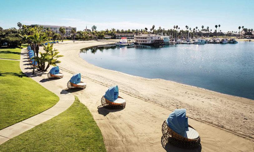 Bahia Resort Hotel: San Diego, California, USA