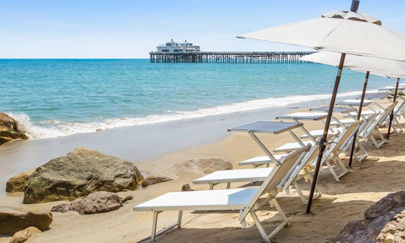 Malibu Beach Inn: Malibu, California, USA
