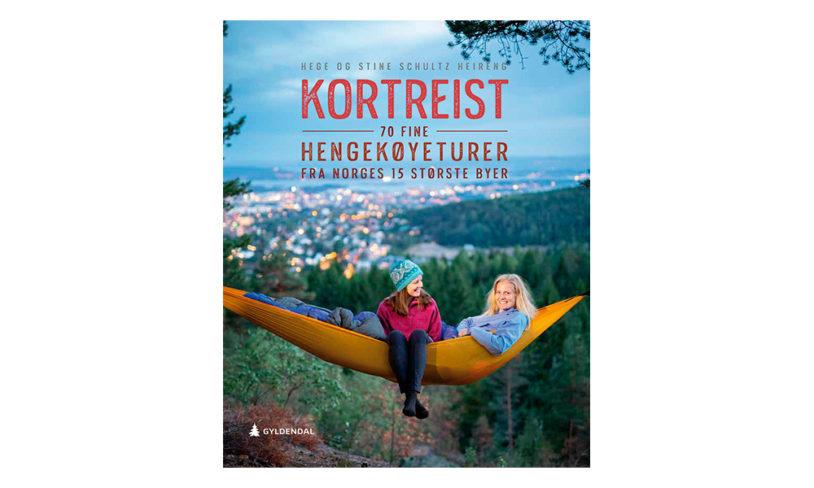 12 Kortreist – 70 fine hengekøyturer fra Norges 50 største byer