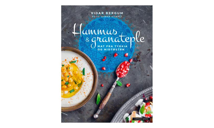 11 Hummus og granateple