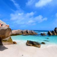Strand Seychellene