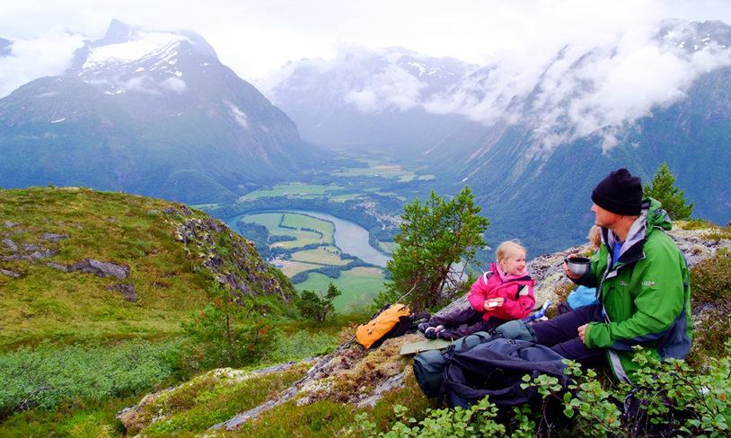 6 Romsdalseggen