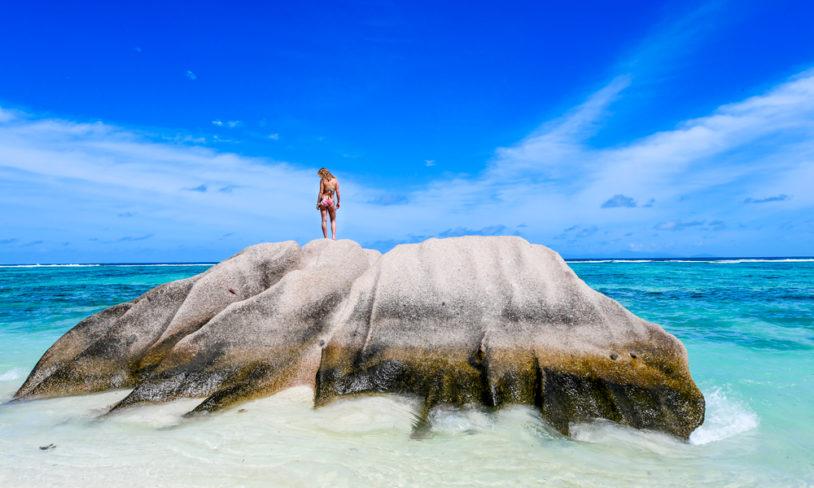 9 Solfylte Seychellene