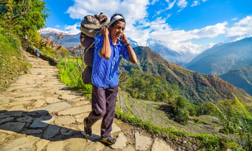 4 Fottur i Nepal