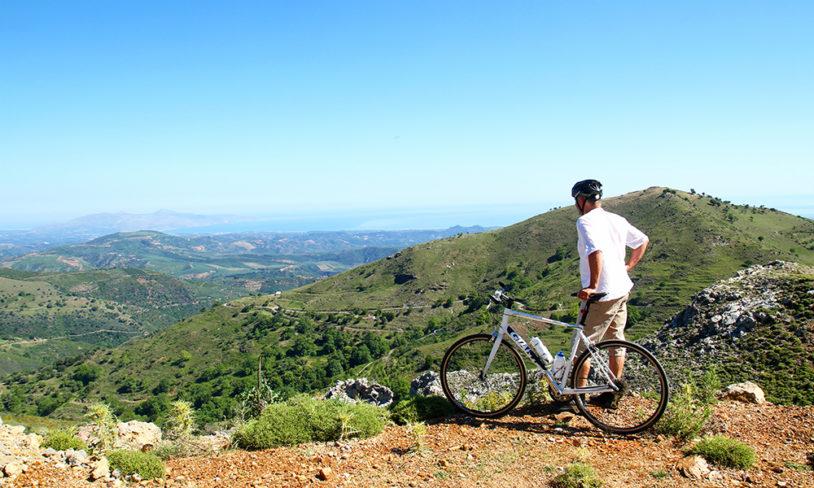 8. Sykkeltur på landet