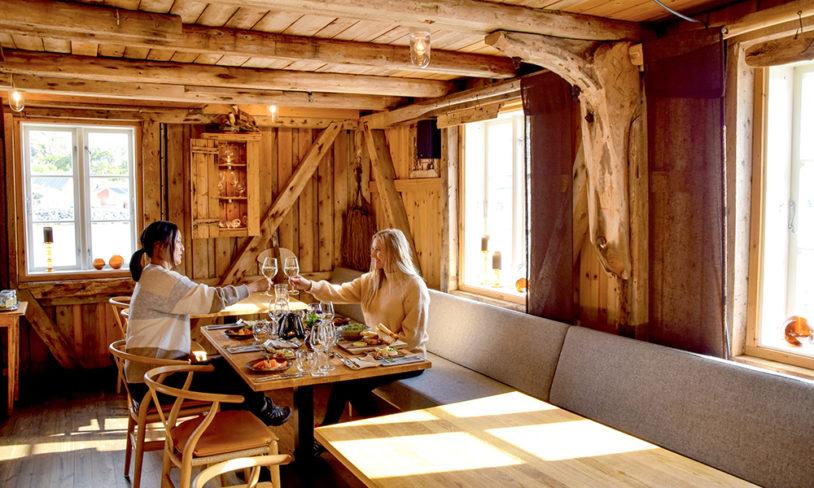 6 Kulinarisk på Holmen