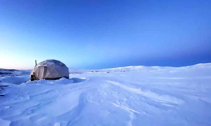 4 Arctic Dome Rondane, Høvringen