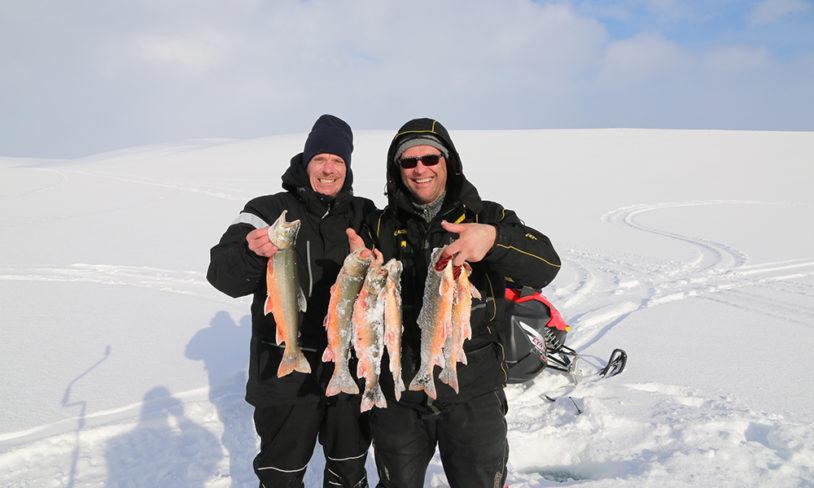 10 Isfiskeparadis i nord