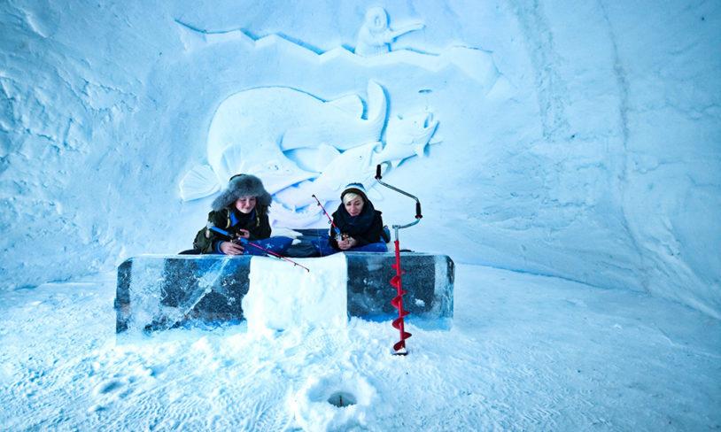3 Nesten Nordpolen