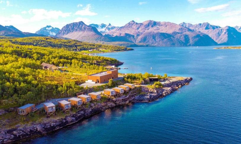 Aurora Fjord Cabins