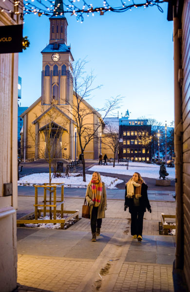 Gatelangs i Tromsø